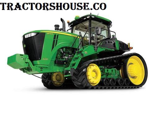 john deere 9570RT tractor