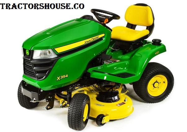 john deere x354 lawn tractors