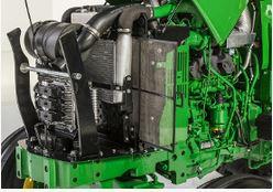 John Deere 5065E engine