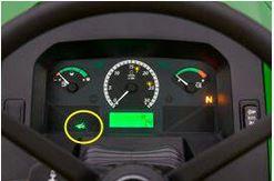 john deere 5045e steering