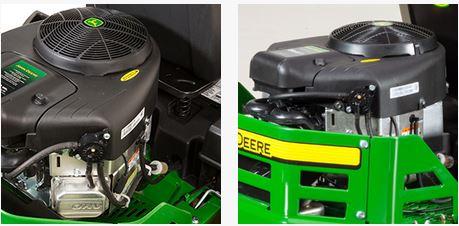 john Deere Z335E ZTrak Mower Engine
