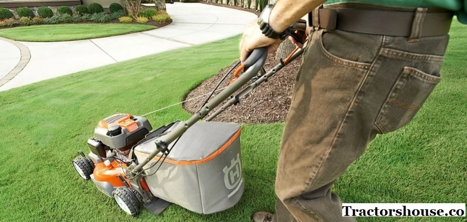 best push mower under 300