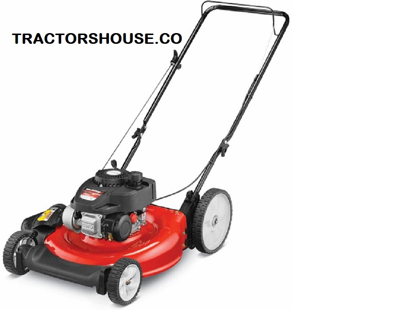YARD MACHINE LAWN MOWER REVIEW