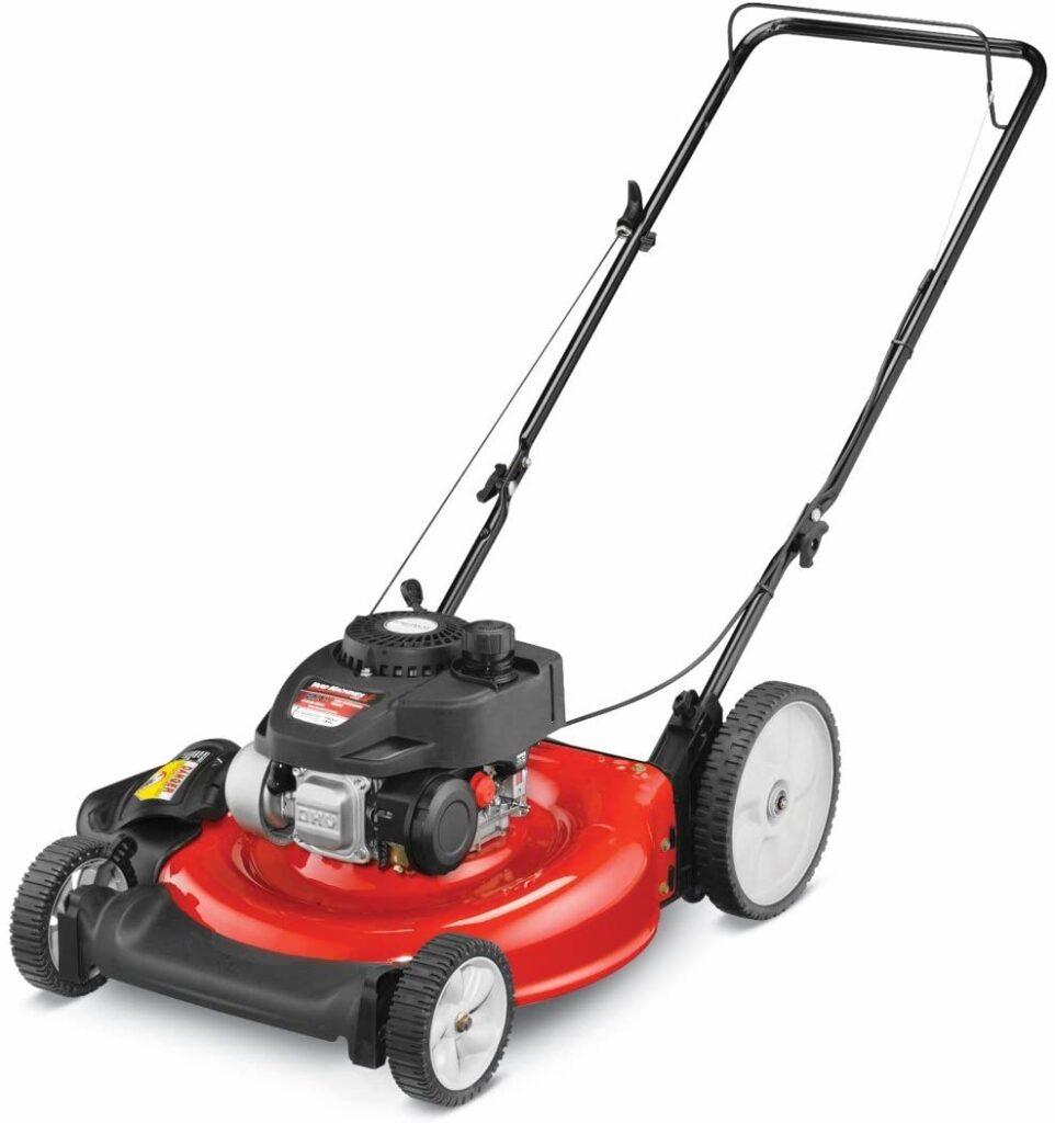 yard machine lawn mower