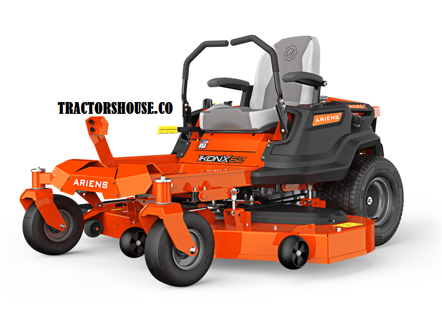 Ariens IKON X 52 review