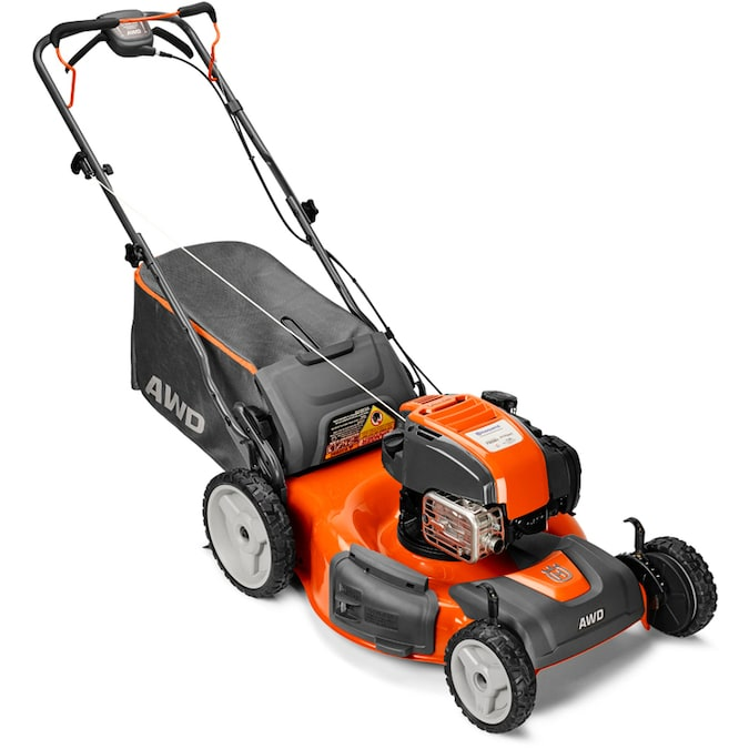 HUSQVARNA SELF PROPELLED LAWN MOWER REVIEW