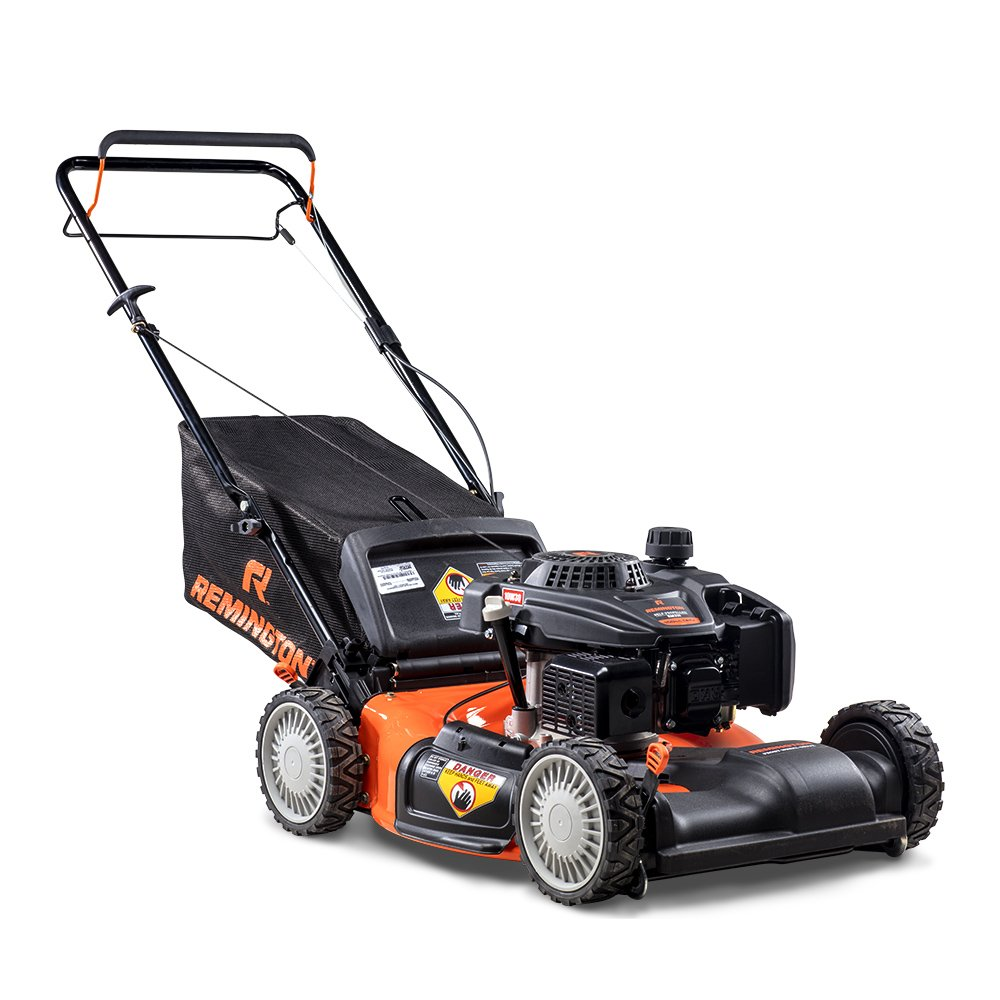 REMINGTON LAWN MOWER REVIEW
