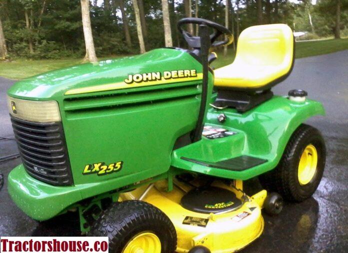 John Deere Lx255